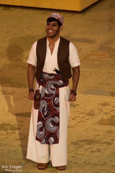 Manuel Lopez als Mereb