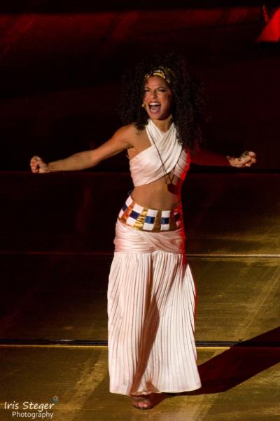 Particia Meeden als Aida