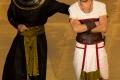 Jörn-Felix Alt als Radames, Armin Kahl als Zoser