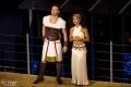Particia Meeden als Aida, Jörn-Felix Alt als Radames