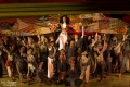 "Ensemble ""Aida"" mit Particia Meeden als Aida"
