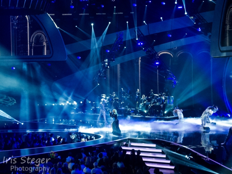 "Helene Fischer ""Bring me to life"", Evanescence"
