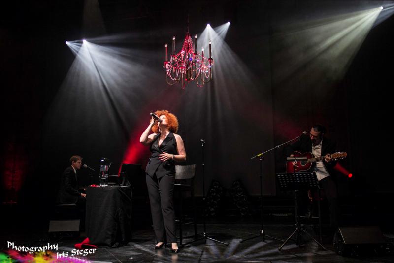 Konzert Private Session Brigitte Oelke in St. Gallen