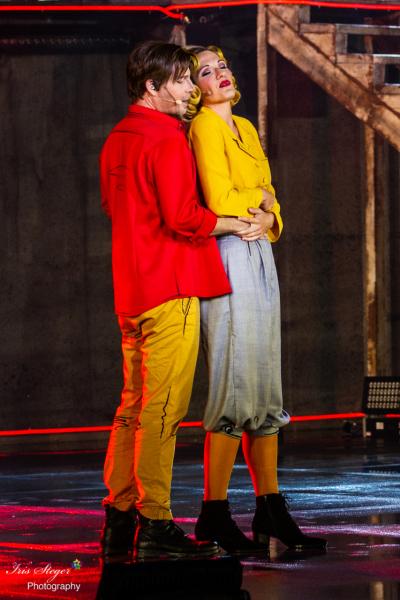 Kerstin Ibald (Lisa Wartberg) & Patrick Imhof (Axel Staudach)