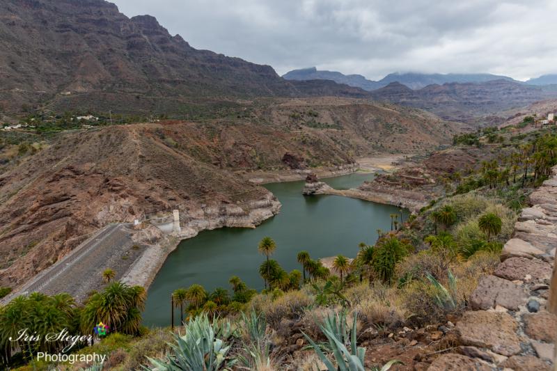 Barranco de Guayadeque bei Agüimes