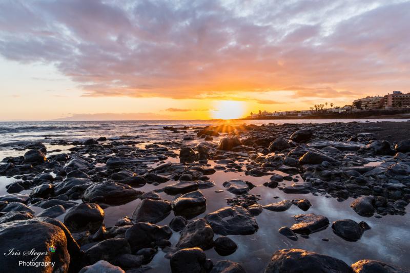 Sonnenuntergang in Costa Adeje
