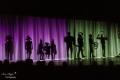"""Schattenspiele """"Knie - Das Musical"""""""