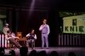 Die Gebrüder Knie (Mischa Kiek, Friedrich Knie, Christian Bartels, Thomas Pruckner)