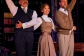 Alexander Frazen als Prof. Higgins & Christoph Wettstein als Oberst Pickering & Eveline Suter als Eliza Doolittle