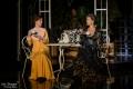 Alexander Frazen als Prof. Higgins & Eveline Suter als Eliza Doolittle & Sabrina Schneebeli als Mrs. Higgins