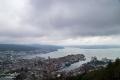 Blick vom Fløyen in Bergen