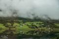 Ausfahrt von Trondheim