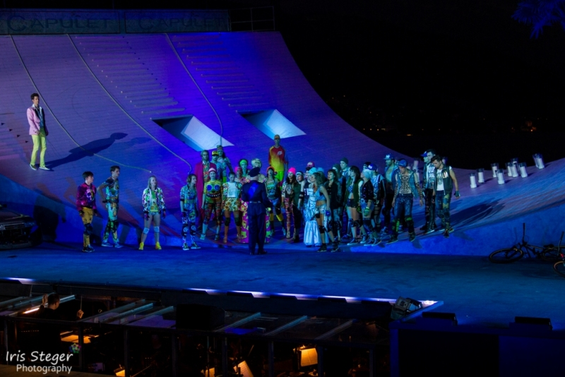 "Ensemble ""Romeo&Julia"" in Thun"