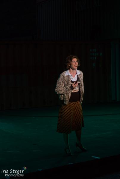 Angelika Erlacher als Annette