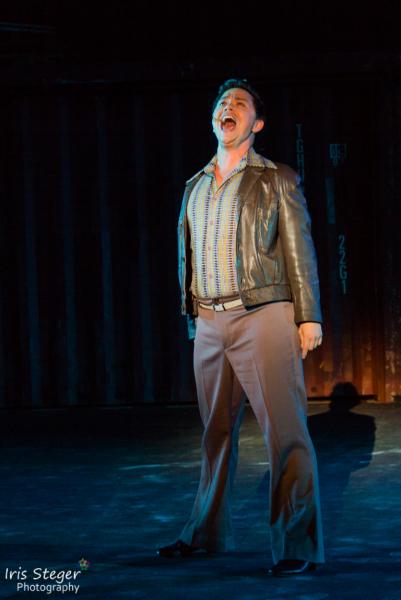 Patric Scott als Bobby C.