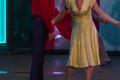 Angelika Erlacher als Annette & Filippo Strocchi als Tony Manero