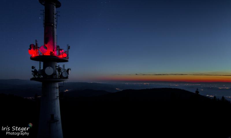 Antennenturm am Brandenkopf