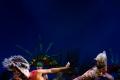 Melina M'Poy als Nala, Hope Maine als Simba