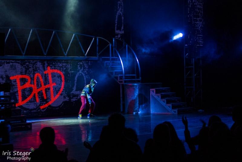 """""""Thriller - Live"""" 0836"""