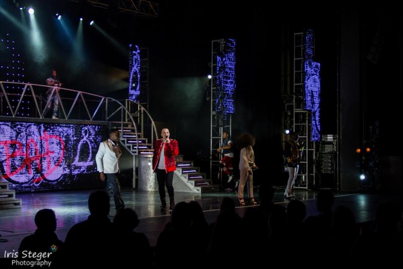 """""""Thriller - Live"""" 0865"""