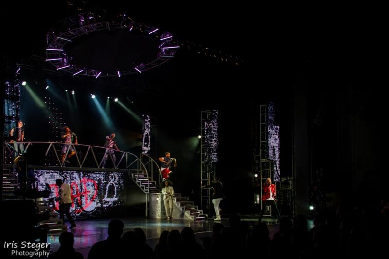 """""""Thriller - Live"""" 0869"""