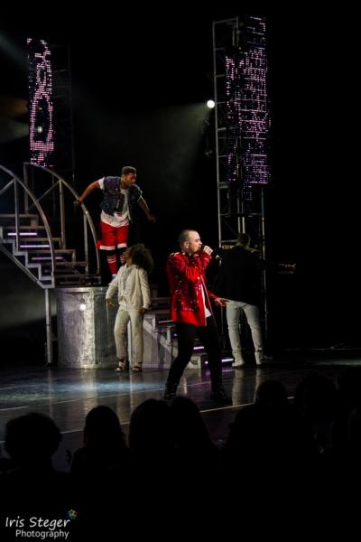 """""""Thriller - Live"""" 0872"""