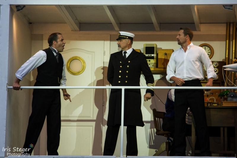 """""""Die Schuldfrage"""" Titanic Walenstadt"""