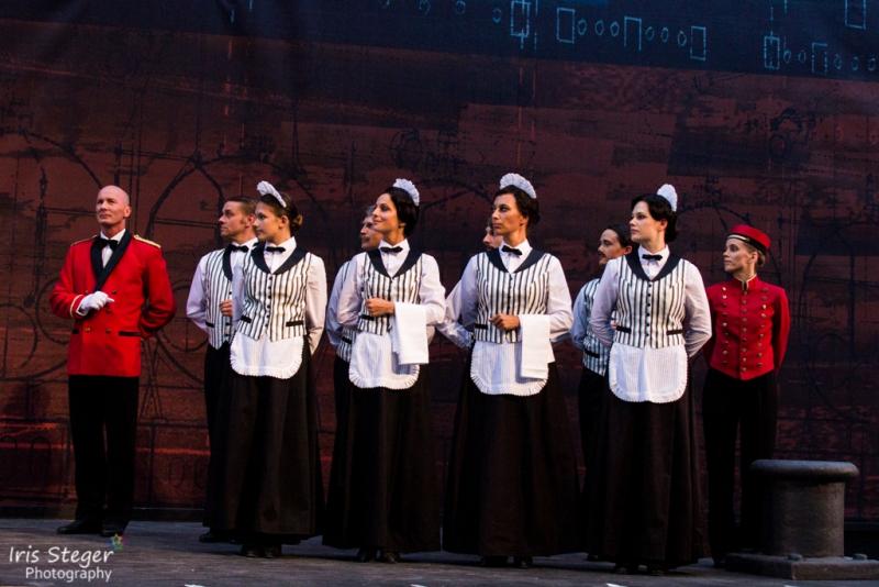 Ensemble Titanic Walenstadt