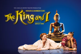 Key Visual The King and I